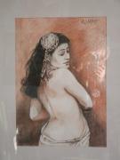 dessin nus : NU 1900 010