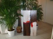 tableau : bois rouge
