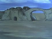 tableau paysages : Le passage
