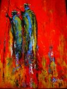tableau personnages : masais