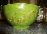 ceramique verre autres : Bol