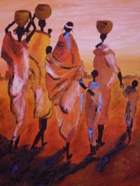 famille d'afrique