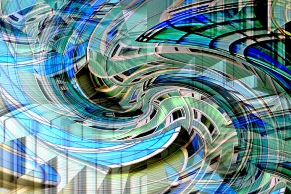 ART NUMéRIQUE Londres building architecture numérique Architecture  - VERTIGE 1