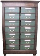 artisanat dart autres tiroir cartonnier fabrication restauration : tiroir à cartonnier