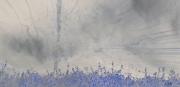 art numerique autres bleu : Bleu