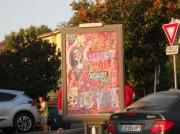 autres personnages affiche feria : affiche de la féria de collioure