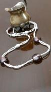 bijoux fleurs tendance mode simple unique : Collier Victoire