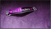 bijoux villes tendance mode unique chic : Bracelet message : 100% Tendance