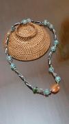 bijoux marine tendance mode unique ethnique : Sautoir Laure