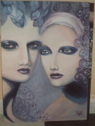 tableau personnages jumelite duo : Ange