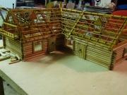 bois marqueterie architecture la decouverte de la maison : maison