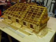 bois marqueterie architecture bateau de table maison voiture : construction