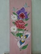 tableau fleurs fleurs de paradi ile : fleur de paradis
