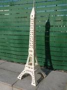 sculpture architecture la tour effel paris : tour effel