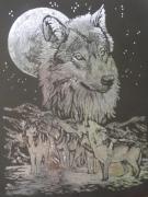 autres animaux la coline au loup : coline au loup