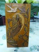 sculpture personnages au fauboug de l ange : ange