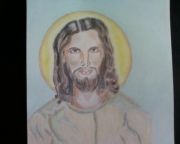 dessin personnages : JESU