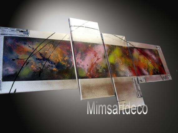 TABLEAU PEINTURE tableaux abstraits tableaux moderne tableau contemporain tableau design Abstrait  - Tableau Moderne