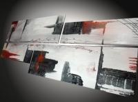 tableaux abstrait moderne