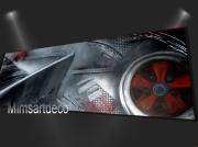 tableau sport tableau porsche carr peinture porsche car tableau design porsc carrera rs 27 : Tableaux Voiture Porsche carrera