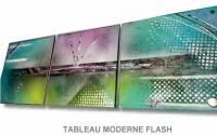 TABLEAU MODERNE FLASH