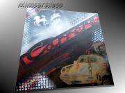 tableau sport tableau porsche horloge porsche peinture porsche : Horloge Porsche