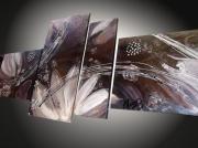 tableau fleurs tableaux abstraits tableaux moderne art contemporains tableau design : tableau abstrait moderne