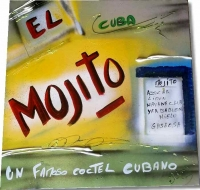 TABLEAU CUBA MOJITO
