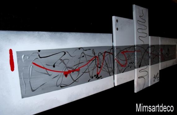 TABLEAU PEINTURE tableau abstrait art contemporain art moderne tableau design Abstrait  - tableaux abstraits