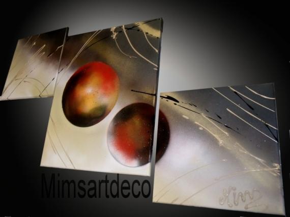 TABLEAU PEINTURE tableaux abstraits tableaux moderne tableau contemporain tableau design Abstrait Acrylique  - Tableau Abstrait contemporain
