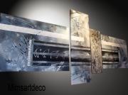 tableau abstrait tableaux abstraits tableaux moderne tableau contemporain tableau design : Tableau Abstrait contemporain