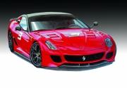 dessin autres voitures : 599 GTO