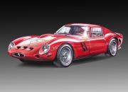 dessin autres voitures : 250 GTO