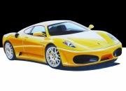 dessin autres autos : ferrari f430
