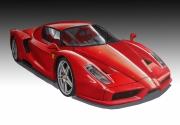 dessin autres voitures : ENZO