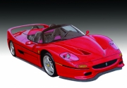 dessin autres voitures : F50