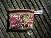 art textile mode autres portemonnaie lin liberty vero les petites bob : porte monnaie lin et liberty 15