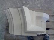 artisanat dart architecture blanc taille charentenais calcaire : élément pierre de taille
