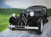 tableau architecture auto voiture automobile : traction
