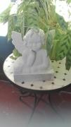 sculpture personnages ange sculpture protection dieux : Ange