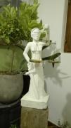 sculpture personnages justice sculpture themis deesse : THEMIS
