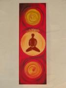 tableau abstrait : méditation