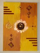 tableau abstrait : symboles