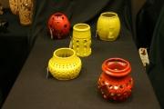 ceramique verre : photophores