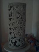 ceramique verre : cylindre