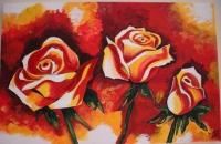 Roses de Feu