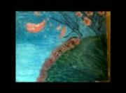 tableau paysages cerisiers arbre paysage : cerisiers magiques du japon