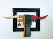 sculpture animaux tete taureau corrida corne toro : cabeza de toro 06