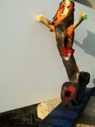 sculpture personnages sarah personnage histoire : Sarah