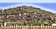 art numerique paysages montbrun les bains cure : Montbrun Les Bains